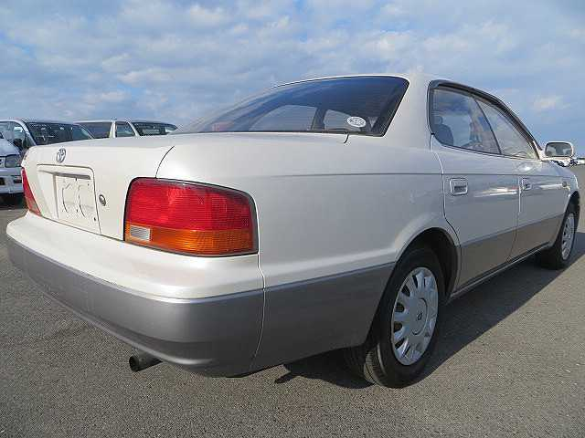 No C689m 1996y Toyota Vista Sedan Vx Cm Management Japanese Used Car