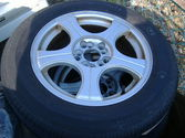 16 inches tire 4 tire set