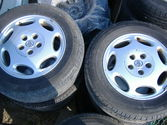 Nissan original tire 4 set!!